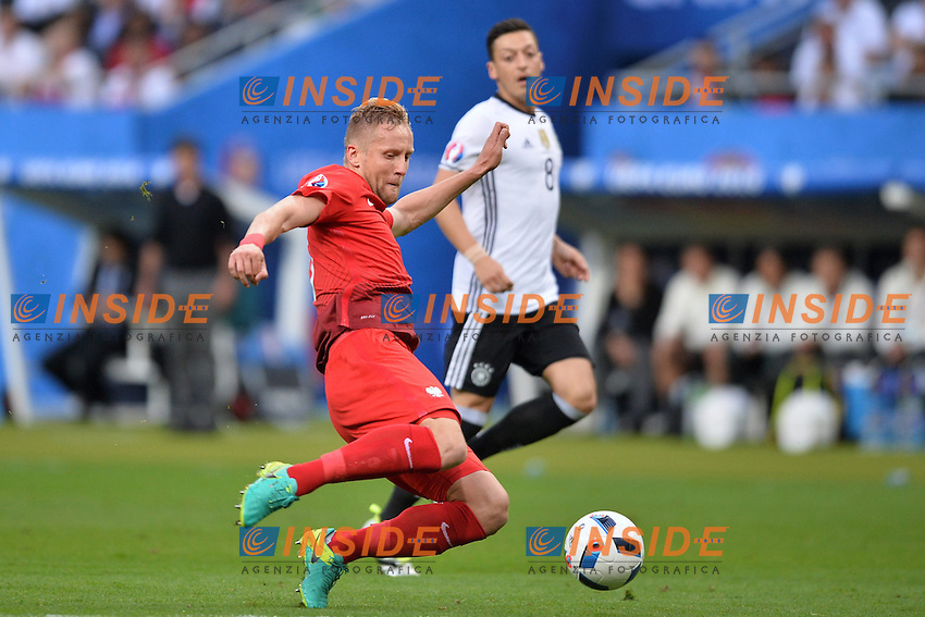 Kamil Glik (pol) <br /> Paris 16-06-2016 Stade de France Football Euro2016 Germany - Poland / Germania - Polonia Group Stage Group C. Foto Anthony Bibard / Panoramic / Insidefoto