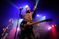 LONDON, ENGLAND - MARCH 10: Steve Selvidge and Craig Finn of 'The Hold Steady' performing at Electric Ballroom, Camden on March 10, 2018 in London, England.<br /> CAP/MAR<br /> &copy;MAR/Capital Pictures