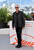 """CANNES, FRANCE. May 15, 2019: Jim Jarmusch at the photocall for """"The Dead Don't Die"""" at the 72nd Festival de Cannes.<br /> Picture: Paul Smith / Featureflash"""