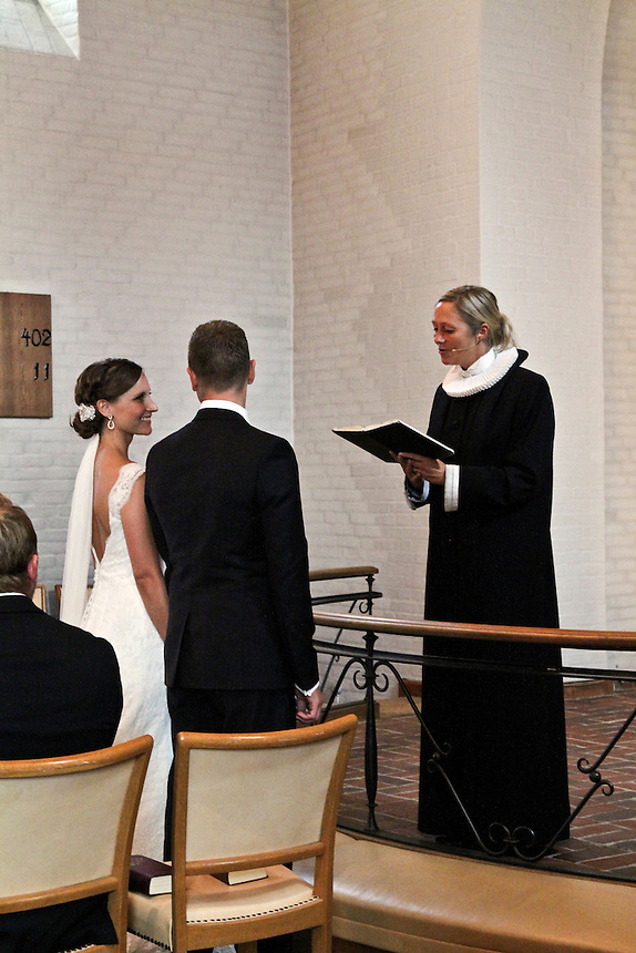 Martin & Signe's Bryllup d. 31 August 2013 i Holte Kirke