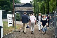 Henley Royal Regatta, Henley on Thames, Oxfordshire, 28 June - 2 July 2017.  Thursday  11:44:00   29/06/2017  [Mandatory Credit/Intersport Images]<br /> <br /> Rowing, Henley Reach, Henley Royal Regatta.<br /> <br /> The Upper Thames Rowing Club Towpath Diversion.