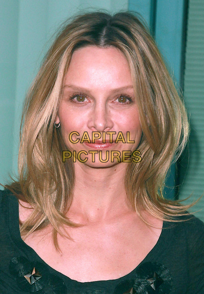 "CALISTA FLOCKHART.A Conversation With ""Brothers & Sisters"" Presented By The Academy of Television Arts & Sciences held at the Leonard H. Goldenson Theatre, North Hollywood, California, USA,.28 April 2008..portrait headshot .CAP/ADM/`CH.©Charles Harris/Admedia/Capital PIctures"