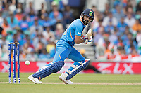 Virat Kolli (India) plays deftly to third during India vs Australia, ICC World Cup Cricket at The Oval on 9th June 2019