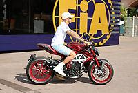 Monaco GP build up, 052418