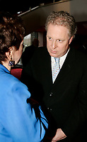 May 2006 file photo - Jean Charest, Queber Premier  before a piano concert at <br /> Place des Arts - Theatre Maisonneuve concert Hall, Montreal.<br /> Charest was elected for the first time  April 14 2003, he is seeking a 3rd term in the  Quebec provincial election which will be held Dec 14, 2008.<br /> Photo by Pierre Roussel / Images Distribution