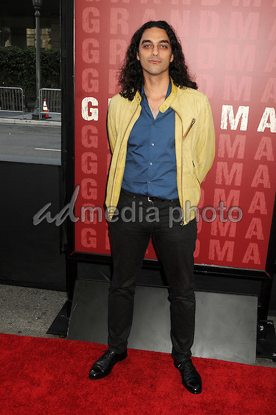 "10 June 2015 - Los Angeles, California - Kevin Hamedani. LA Film Festival 2015 Opening Night Premiere of ""Grandma"" held at Regal Cinemas LA Live. Photo Credit: Byron Purvis/AdMedia"
