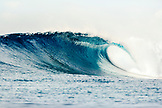 INDONESIA, Mentawai Islands, a wave breaking in the Indian Ocean, Bankvaults
