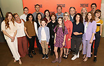 The company during the photo call for the Second Stage production of 'Mary Page Marlowe' on June 12, 2018 in New York City.