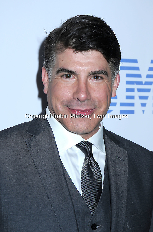 actor Bryan Batt posing for photographers at The 21st Annual GLAAD Media Awards on March 13, 2010 at The Marriott Marquis Hotel in New York City. The Honorees wereJoy Behar and Cynthia Nixon.