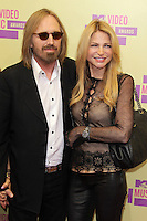 LOS ANGELES, CA - SEPTEMBER 06: Tom Petty at the 2012 MTV Video Music Awards at The Staples Center on September 6, 2012 in Los Angeles, California. © mpi28/MediaPunch inc. /NortePhoto.com<br />