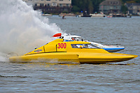 "H-8 ""Last Minute Again"", Brandon Kennedy, H-300 ""Pennzoil""    (H350 Hydro) (5 Litre class hydroplane(s)"