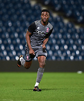 Jordan Adebayo-Smith<br /> <br /> Photographer Andrew Vaughan/CameraSport<br /> <br /> FA Youth Cup Round Three - West Bromwich Albion U18 v Lincoln City U18 - Tuesday 11th December 2018 - The Hawthorns - West Bromwich<br />  <br /> World Copyright &copy; 2018 CameraSport. All rights reserved. 43 Linden Ave. Countesthorpe. Leicester. England. LE8 5PG - Tel: +44 (0) 116 277 4147 - admin@camerasport.com - www.camerasport.com