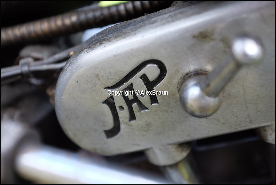 BNPS.co.uk (01202 558833)<br /> Pic: AlexBraun/Bonhams/BNPS<br /> <br /> Original JAP engine.<br /> <br /> Untouched gem to sell for £100,000.<br /> <br /> A motorbike owner is set to make a fortune after putting a vintage machine he bought for just £200 up for sale for a staggering £100,000.<br /> <br /> Glyn Chambers snapped up the 1930 Brough Superior in the 70s when the market for old pre-war bikes was at rock bottom - and he was so hard-up at the time he came to a gentlemen's agreement with its previous owner to pay off the agreed sum at £5 a month.<br /> <br /> But savvy Mr Chambers has patiently watched demand for vintage British bikes grow over the past 40 years and his stunning two wheeler is now worth 500 times what he paid for it.<br /> <br /> Amazingly the bike has remained untouched for 85 years with not a single part of it ever being replaced or restored.<br /> <br /> Mr Chambers has now put the highly sought-after Brough up for sale - and experts say collectors are willing to fork out as much as £100,000 to get their hands on the treasured bike.