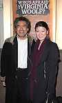 David Henry Hwang and Jennifer Lim attending the Opening Night Performance of Edward Albee's 'Who's Afraid of Virginia Woolf?' at the Booth Theatre on October 13, 2012 in New York City.