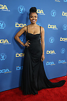 LOS ANGELES, CA - FEBRUARY 2: Keesha Sharp at the 71st Annual DGA Awards at the Hollywood &amp; Highland Center's Ray Dolby Ballroom  in Los Angeles, California on February 2, 2019. <br /> CAP/MPIFS<br /> &copy;MPIFS/Capital Pictures
