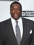 Wendell Pierce.attending the Broadway Opening Night Performance of 'Clybourne Park' at the Walter Kerr Theatre in New York City on 4/19/2012 © Walter McBride/WM Photography .