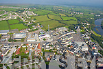 Aerial Photos of Killorglin 21st September 2008.An Aerial view of Killorglin, County Kerry
