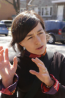 File Photo -  Laure Waridel<br /> <br />  photo  : Jacques Pharand<br />  -  Agence Quebec Presse