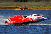 Hayden Jacobson, (#24) and Travis Thompson, (#2)   (SST-45 class)