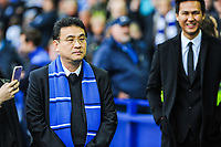 Sheffield Wednesday chairman Dejhon Chansiri during the Sky Bet Championship match between Sheff Wednesday and Barnsley at Hillsborough, Sheffield, England on 28 October 2017. Photo by Stephen Buckley / PRiME Media Images.