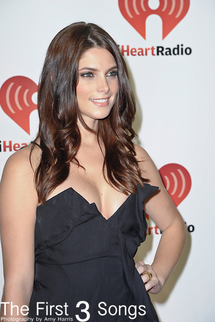 LAS VEGAS - SEPTEMBER 24 - Ashley Greene at the 2011 iHeartRadio Music Festival on September 24, 2011 at the MGM Grand Garden Arena in Las Vegas, Nevada.