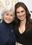 Louise Pitre and Tiler Peck attends the Sneak Peek Presentation for 'Marie, Dancing Still - A New Musical'  at Church of Saint Paul the Apostle in Manhattan on March 4, 2019 in New York City.