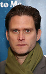 "Steven Pasquale attending the Broadway Opening Night Performance of  ""What The Constitution Means To Me"" at the Hayes Theatre on March 31, 2019 in New York City."