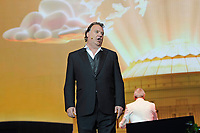 LONDON, ENGLAND - SEPTEMBER 9: Sir Bryn Terfel performing at BBC Proms in The Park, Hyde Park on September 9, 2017 in London, England.<br /> CAP/MAR<br /> &copy;MAR/Capital Pictures