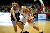 GRONINGEN - Basketbal, Donar - Pristina, voorronde Champions League, seizoen 2018-2019, 22-09-2018,  Donar speler Sean Cunningham