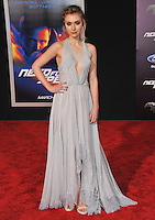 Imogen Poots at the U.S. premiere of her movie &quot;Need for Speed&quot; at the TCL Chinese Theatre, Hollywood.<br /> March 6, 2014  Los Angeles, CA<br /> Picture: Paul Smith / Featureflash