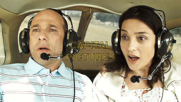 Dror Keren &amp; Elena Yaralova<br /> in Five Hours from Paris (2009) <br /> *Filmstill - Editorial Use Only*<br /> CAP/NFS<br /> Image supplied by Capital Pictures