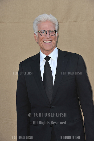 Ted Danson at the CBS 2013 Summer Stars Party in Beverly Hills.<br /> July 29, 2013  Los Angeles, CA<br /> Picture: Paul Smith / Featureflash