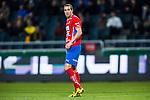 Solna 2013-09-30 Fotboll Allsvenskan AIK - &Ouml;sters IF :  <br /> &Ouml;ster 9 Kenny Pavey <br /> (Foto: Kenta J&ouml;nsson) Nyckelord:  portr&auml;tt portrait