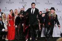 NEW YORK, NY 21.11.2016 - EMMY-2016 - Christer Akerlund e Anders Lundin durante tapete vermelho do Emmy Internacional 2016 prêmio dos melhores atores e novelas da TV, em Nova York, nos Estados Unidos na noite desta segunda-feira, 21. (Foto: Vanessa Carvalho/Brazil Photo Press)