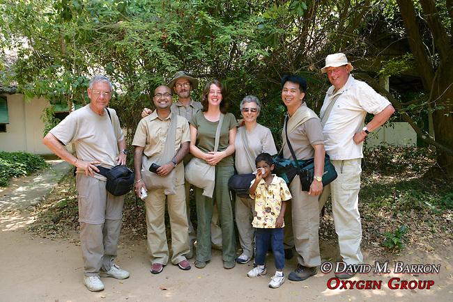Sandy, Chandan, Dr. Dittus, Rachel, Gail, Sheran, Quint & Roger