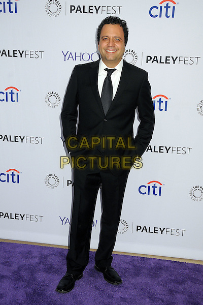 10 September 2015 - Beverly Hills, California - Omar Velasco. 2015 PaleyFest Fall TV Preview - &quot;La Banda&quot; held at The Paley Center.   <br /> CAP/ADM/BP<br /> &copy;BP/ADM/Capital Pictures