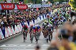 Stage 4 Le Touquet-Lille