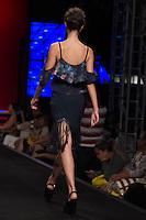 S&Atilde;O PAULO-SP-03.03.2015 - INVERNO 2015/MEGA FASHION WEEK -Grife Poema Hit/<br /> O Shopping Mega Polo Moda inicia a 18&deg; edi&ccedil;&atilde;o do Mega Fashion Week, (02,03 e 04 de Mar&ccedil;o) com as principais tend&ecirc;ncias do outono/inverno 2015.Com 1400 looks das 300 marcas presentes no shopping de atacado.Br&aacute;z-Regi&atilde;o central da cidade de S&atilde;o Paulo na manh&atilde; dessa segunda-feira,02.(Foto:Kevin David/Brazil Photo Press)