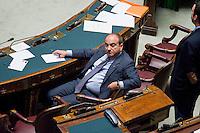 Domenico Scilipoti alla Camera dei Deputati