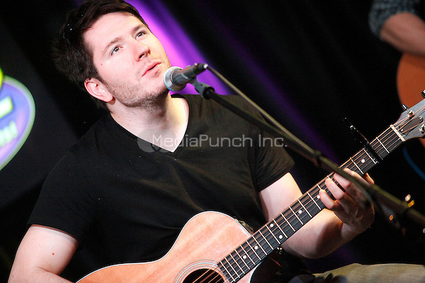 BALA CYNWYD, PA - SEPTEMBER 14: Owl City visits Q102's iHeart Radio Performance Theater in Bala Cynwyd, Pa on September 14, 2012  © Star Shooter / MediaPunchInc