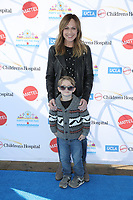 "LOS ANGELES - NOV 18:  Nikki DeLoach, William Hudson Goodell at the UCLA Childrens Hospital ""Party on the Pier"" at the Santa Monica Pier on November 18, 2018 in Santa Monica, CA"