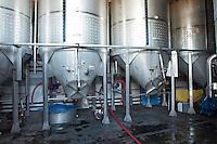 stainless steel tanks quinta da gaivosa douro portugal