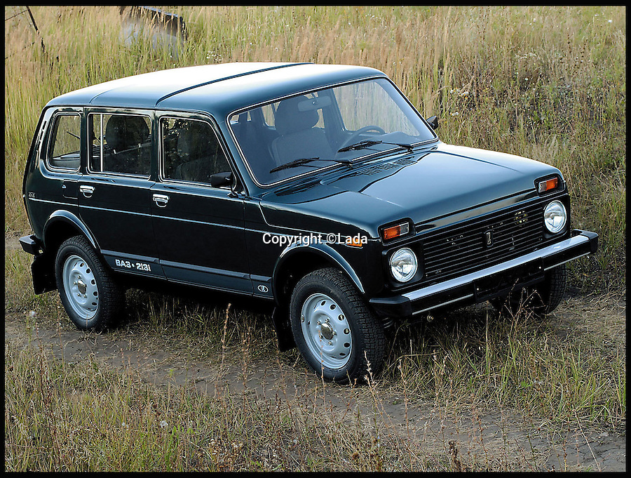 """BNPS.co.uk (01202 558833)<br /> Pic: Lada/BNPS<br /> <br /> ***Please Use Full Byline***<br /> <br /> The Lada Niva 4 X 4. <br /> <br /> A Soviet relic that was once the laughing stock of British roads is set to become a surprise hit due to the demise of the iconic Land Rover Defender.<br /> <br /> With production of the classic British motor coming to an end this year, outdoor types are finding an unlikely replacement for the beloved model - the Lada Niva.<br /> <br /> The boxy Russian car was dubbed """"a skip on wheels"""" when it was first unveiled alongside its even more mocked sister model the Riva in the late 1970s, and despite a cult following was pulled from production in 1997.<br /> <br /> But it is now winning over an army of new fans in rural areas across the country after canny dealer Mark Key brought it back to Britain for the first time in nearly 20 years."""