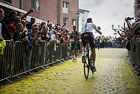 up the Yellow Brick Road<br /> <br /> &quot;Le Grand D&eacute;part&quot; <br /> 104th Tour de France 2017 <br /> Team Presentation in D&uuml;sseldorf/Germany