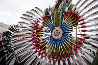 AMBIENTE. <br /> Sexto d&iacute;a de actividades del Festival Alfonso Ortiz Tirado ( FAOT2017 ). 25ene2017<br />  &copy;Foto: Luis Guti&eacute;rrrez