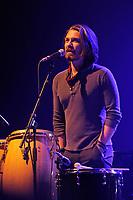 Hanson performing at Royal Festival Hall