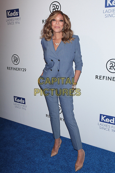NEW YORK, NY - FEBRUARY 10: Wendy Williams attends Keds Centennial Celebration at Studio 548 on February 10, 2016 in New York City.  <br /> CAP/MPI99<br /> &copy;MPI99/Capital Pictures