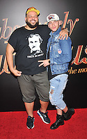 New York,NY-May 18: Daniel Franzese, Jospeh Bradley attend the 'Absolutely Fabulous: The Movie' New York premiere at SVA Theater on July 18, 2016 in New York City. @John Palmer / Media Punch