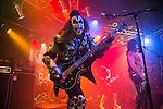 Las Vegas 'Sin City Kiss' performs Kissmas at Vampds to raise money for Veterans Village Charity Dec 26th 2015