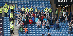 Dunfermline fans